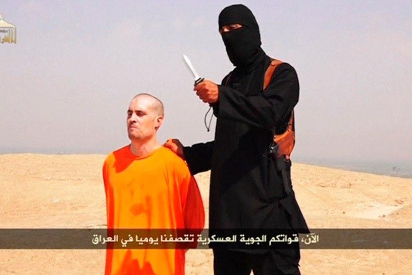 Ühendriikide ajakirjaniku Foley hukkas Iraagis Londoni räppar