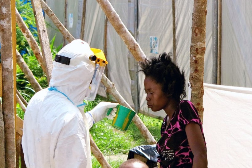 WHO teatas oma eksperdi ebolanakkusest