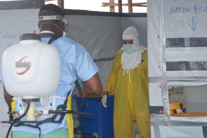 Eksperimentaalse ravimikuuri läbinud Ebola-haige suri