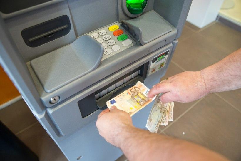 Juhtkiri | Ikka võiks rohkem raha kätte jääda