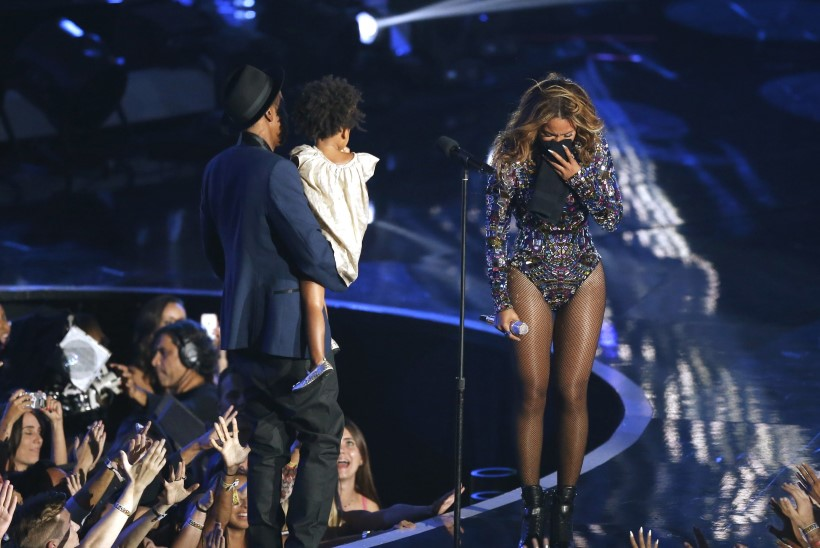 Jay pani Beyoncé pisaraid valama
