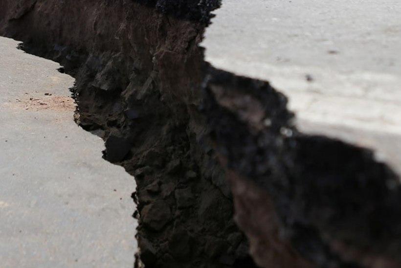 Peruu keskosa tabas võimas maavärin