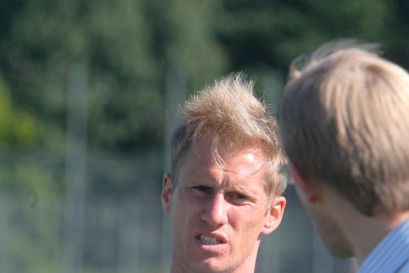 Magnus Pehrsson jättis Tarmo Kingi koondisest välja