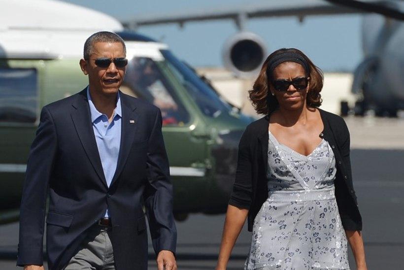 Ilvesed ja Obamad: presidendipaarid, kelle abielu on tegelikult näitemäng?