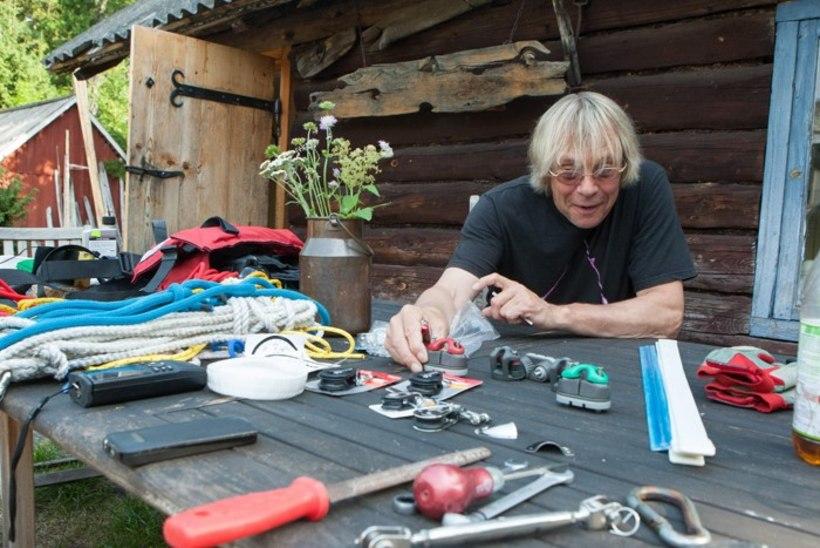 """Jaanus Nõgisto: """"Kui mul tuju väga kehvaks läheb, istun oma jahti ja sõidan Gotlandile pummeldama."""""""
