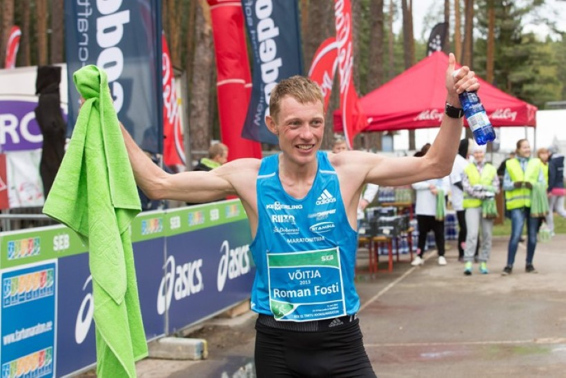 EMil meeste eliiti murdnud maratoonar Roman Fosti võitles algul naistega