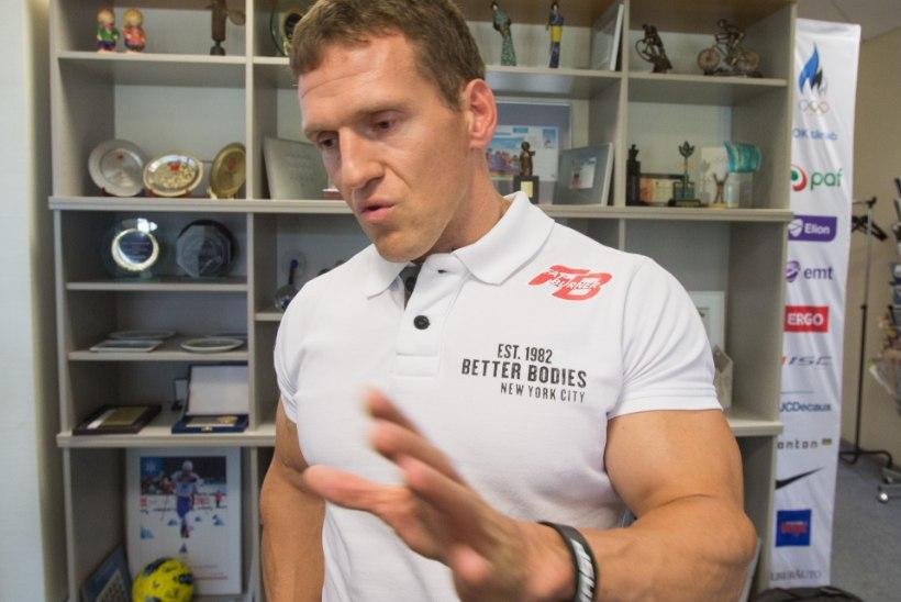 ÕHTULEHE VIDEO: Ott Kiivikas: dopinguga on nagu narkootikumidega, mille vastu võideldakse, aga ikka müüakse ja tarbitakse