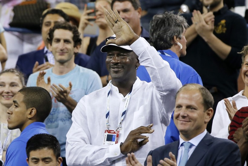 Maria Šarapova avaldas Michael Jordani kohta kelmika mälestuse
