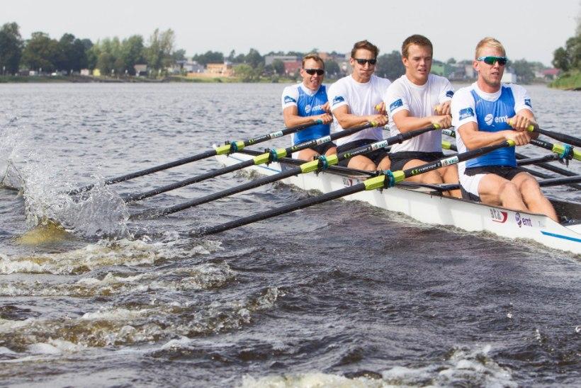 Eesti neljapaat jõudis MMil finaali!