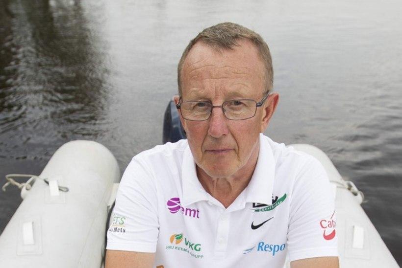 Kaspar Taimsoo enne neljapaadi rasket poolfinaali: tuleb täiega hagu anda!