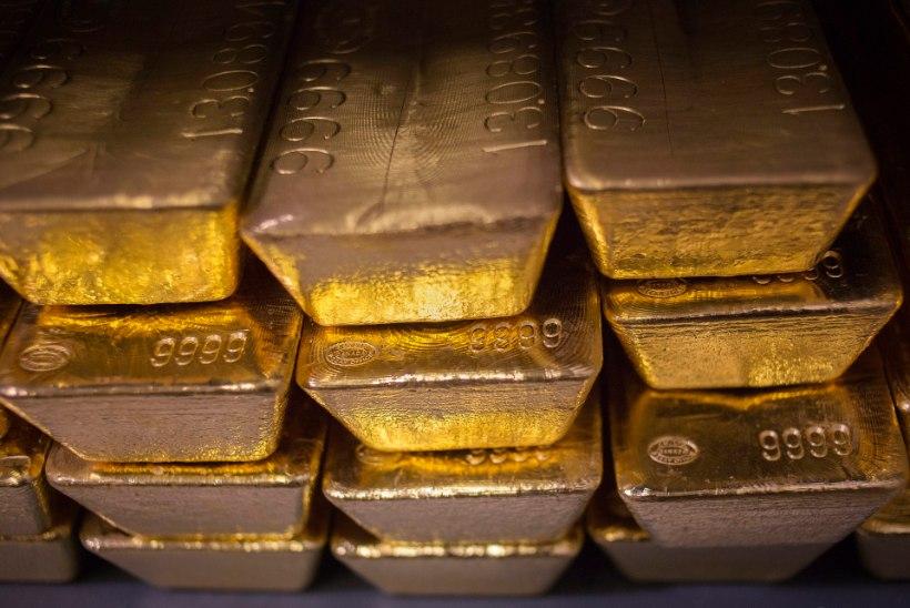 Venemaa ostab massiliselt kokku kulda. Kas valmistub pikemaajaliseks konfliktiks?