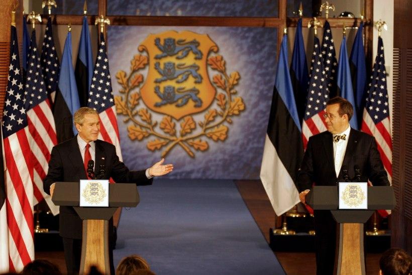 FOTOD: USA presidendid, kes on enne, pärast või oma ametiajal Eestis visiidil käinud