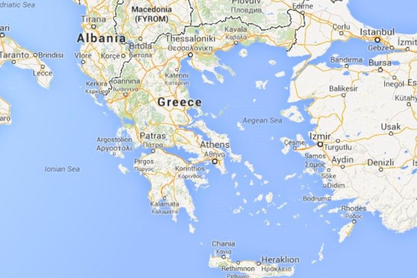 Kreeka lõunaosas oli pea 6ne maavärin