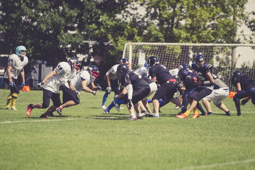 GALERII: eestlased purustasid ameerika jalgpallis lätlased
