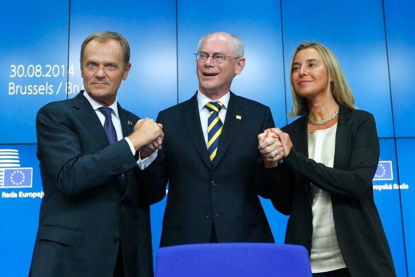 Valitsusjuhid valisid Euroopa tippametikohtadele Mogherini ja Tuski