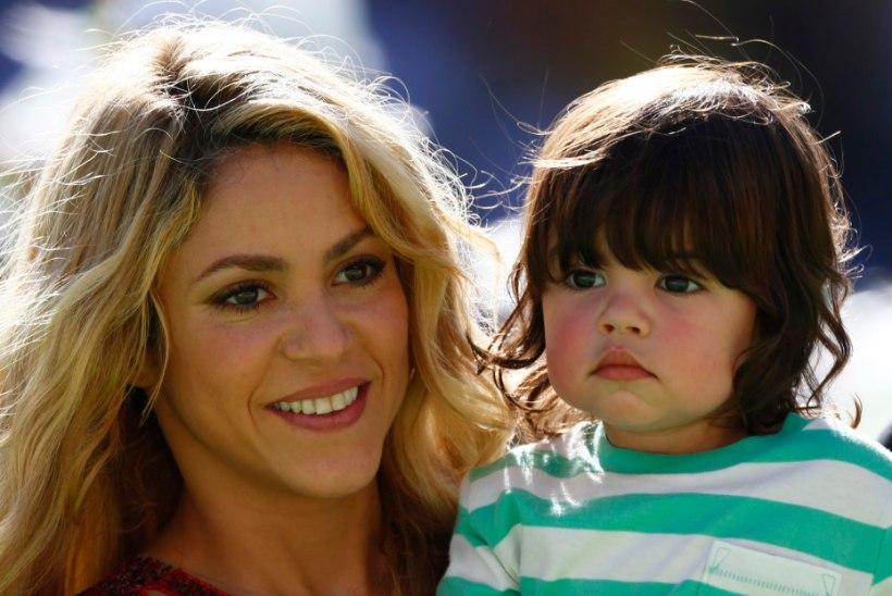Shakira kinnitas beebiootust