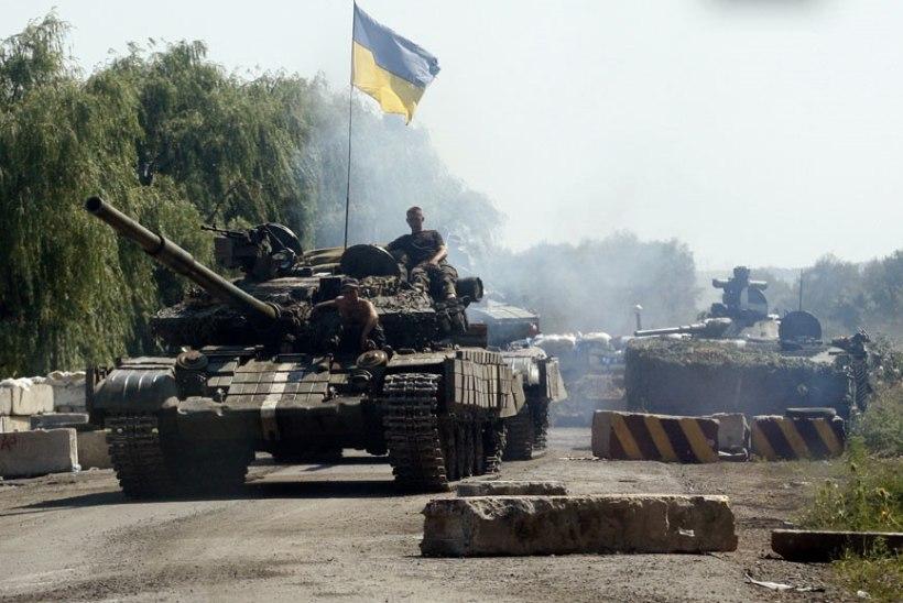 Vastuolulised teated: Ukraina sõjavägi jõudis Donetskisse?