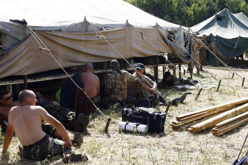 Üle 300 Ukraina sõduri läks lahingu käigus Vene territooriumile