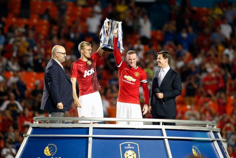 VIDEO: Manchester United tümitas põhimõttelises mängus Liverpooli