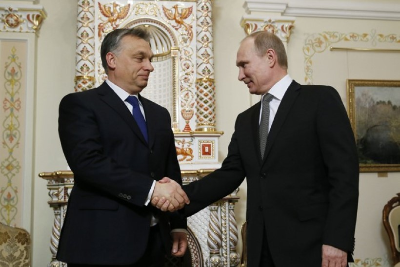 Ungari eelistab Mongooliat Eestile ja kiidab Venemaad