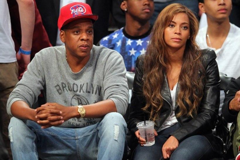 Beyoncé ja Jay Z ööbivad turneel olles eri hotellides