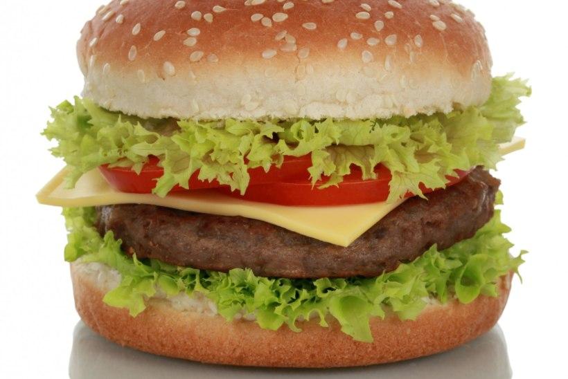 Kas see on võimalik? McDonald'si burgerist restoraniroog?