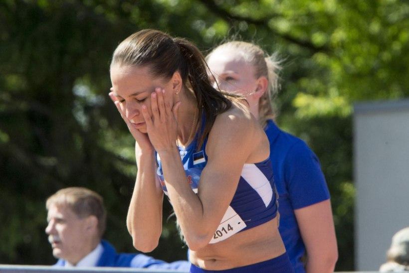 Kas Eesti kergejõustiklaste vigastusi tekitab vale trenn?