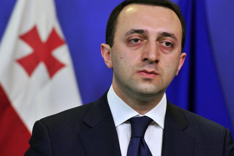 Gruusia peaminister rahustab maailma