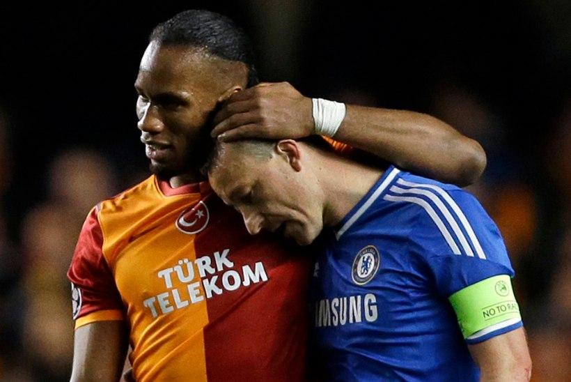John Terry kurdab: Didier Drogba vastu on neetult keeruline