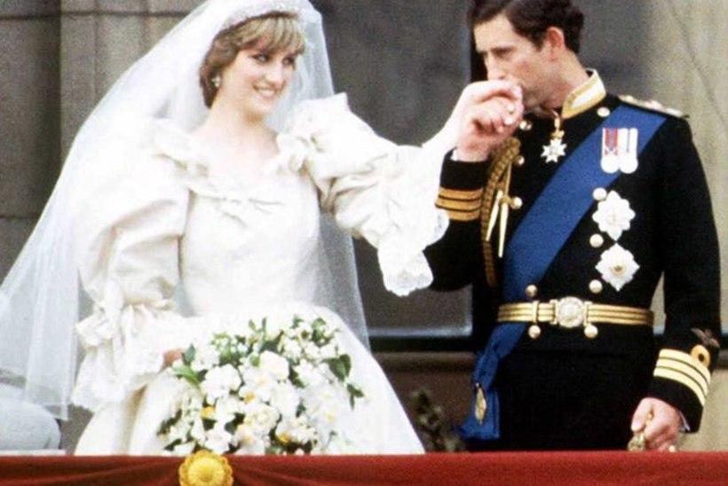 Prints Charles on raevus: uus teos paljastab valusaid seiku Diana abielust