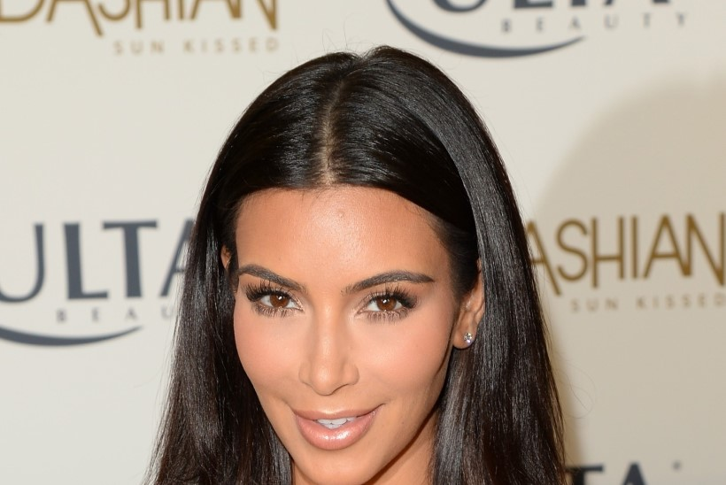 Kim Kardashian püüab taas titte saada