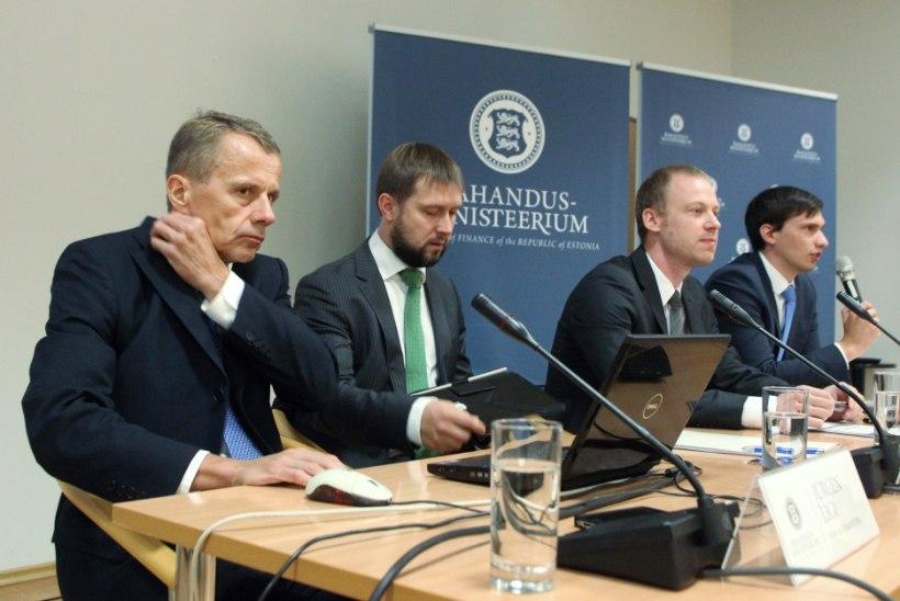 Ministeerium ootab majanduskasvu eelkõige sisetarbimise arvelt