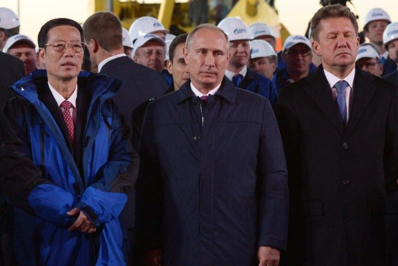Analüütikud: Gazpromi esimese kvartali kasum langes kolmandiku võrra