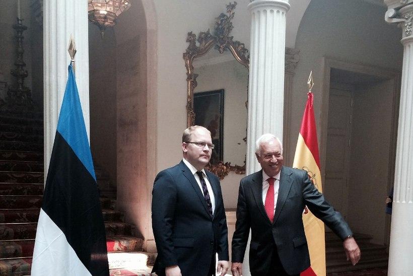 Paet: Eesti hindab kõrgelt Hispaania otsust saata siia õhuturbeks lennukeid