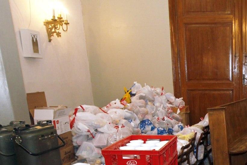 Valitsus kinnitas toiduabi jagamise kava