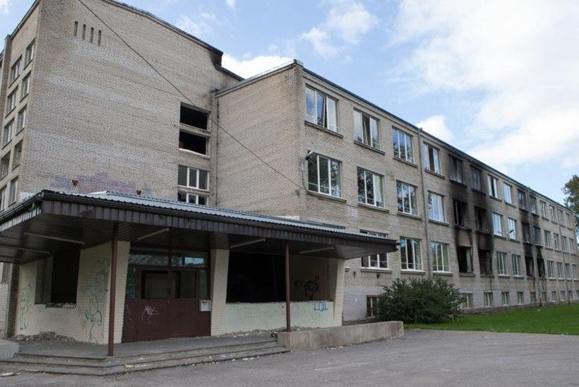 Leping sõlmitud: Mustamäe rüüstatud koolimaja on 1. novembriks kadunud