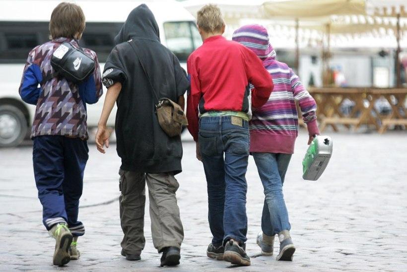 Noorte tööpuudus on vähenenud, vanemliku hoolitsuseta laste arv murettekitav