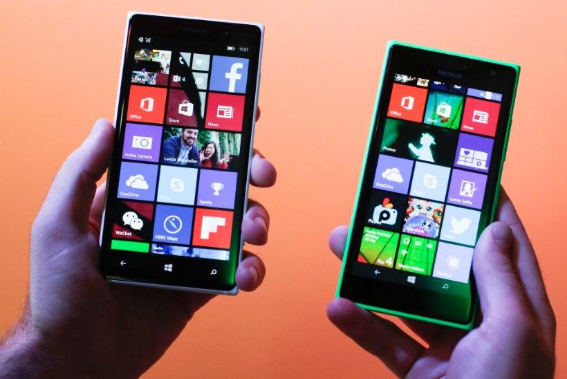 Microsoft loobub Nokia brändist