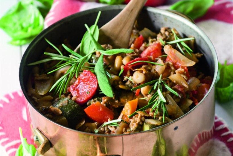 Sügisese aedniku chilli con carne