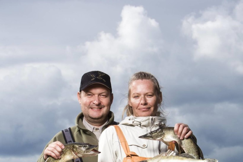 Kalapäev Raivo E. Tamme ja Helena Merzin-Tammega