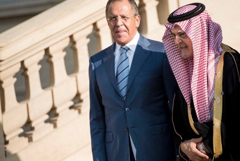 Lavrov kutsus Pariisis käsitlema terrorismi kogu selle ulatuses