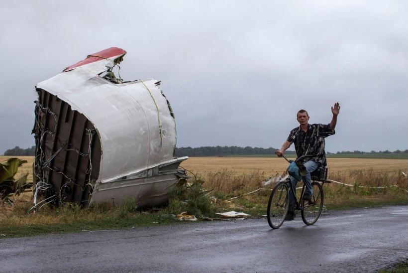 Tundmatu pakub MH17 tulistajani viiva info eest 30 miljonit dollarit