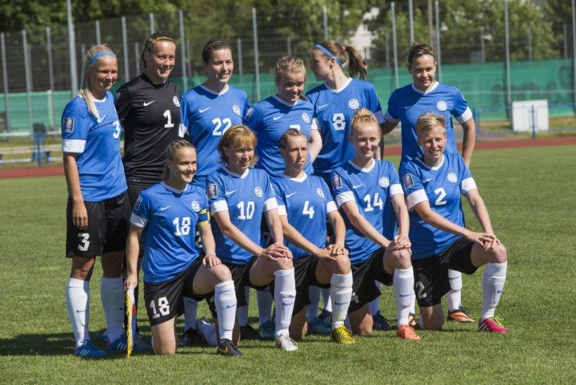 355f770ede2 Naiste jalgpalli arengut pärsib