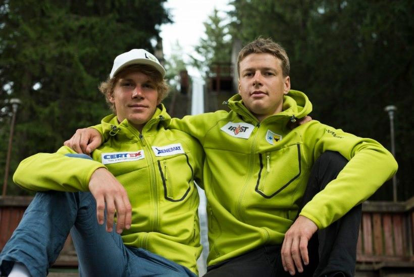 Vennad Pihod kaotasid Norras vaid olümpiavõitjale!