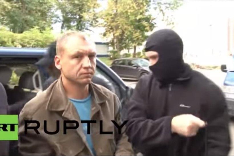 Ajaleht: Eston Kohver on täielikult FSB mõju all