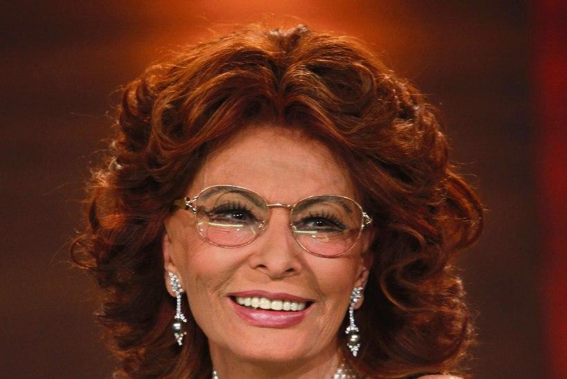 """Sophia Loren: """"Olen avastanud igavese ilu allika. See peitub peas!"""""""
