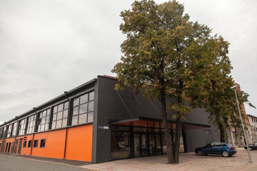 Telliskivi Loomelinnakus avatakse teatrikeskus. Kultuuriminister: see on omalaadne nähtus Eesti kultuuripildis
