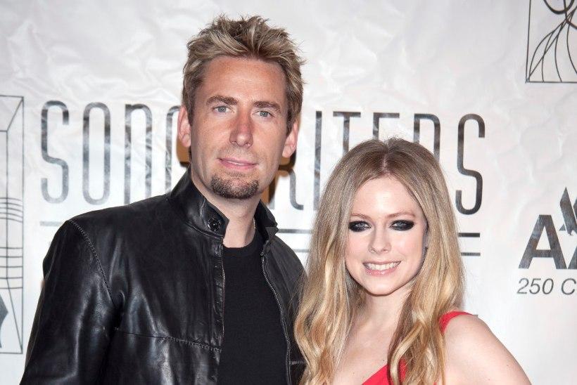 Rokitšikk Avril Lavigne'i teinegi abielu jooksis karile