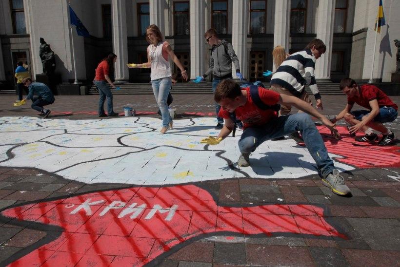 Levada keskus: venemaalaste optimism Krimmi okupeerimise üle on kahanemas