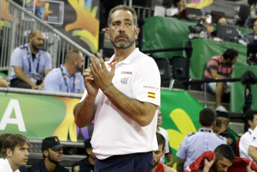 FOTOD: Hispaania ei andnud Brasiiliale mingit võimalust